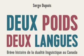Extrait Deux poids, deux langues: bilinguisme ouautonomie?