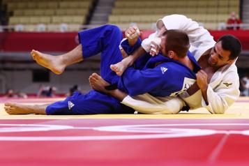 Judo La « fin de la route » pour Valois-Fortier)