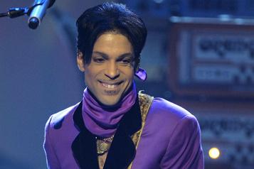 Un album inédit de Prince en vue)