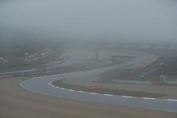 Mauvaise météo au Nürburgring F1: les deux séances d'essais libres d'aujourd'hui sont annulées)
