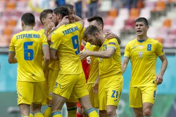 Euro L'Ukraine se relance face à la Macédoine du Nord)