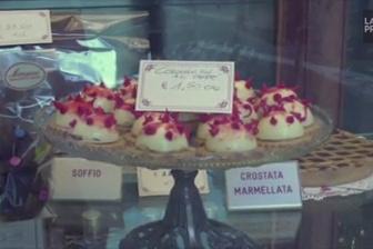 Une pâtisserie inspirée du coronavirus fait fureur à Gênes