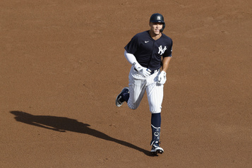 Yankees: Aaron Judge se porte mieux)
