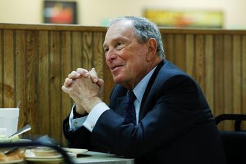 Michael Bloomberg met 100millions dans des publicités anti-Trump