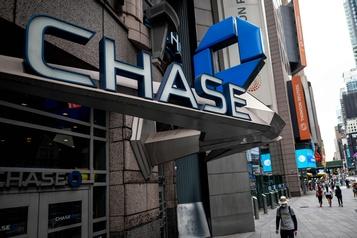 JPMorgan Chase à l'amende pour sa gestion des risques)