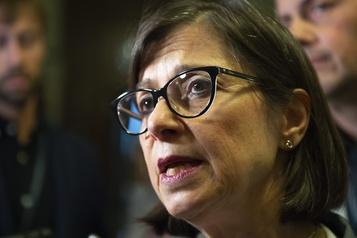 La ministre McCann veut mettre fin à «l'omerta» en santé