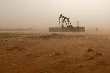 Le pétrole lesté par le ralentissement de la croissance chinoise