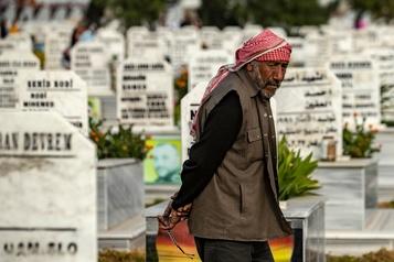 Le conflit en Syrie a tué 384000personnes en neuf ans