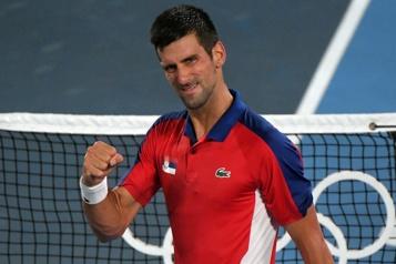Tennis Djokovic a rendez-vous avec Zverev, Carreno élimine Medvedev)