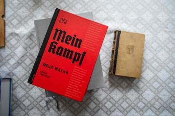 Le Mein Kampfd'Hitler prévu en français)