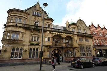 Liverpool: le pub des Beatles classé monument historique
