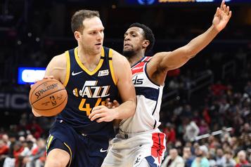 NBA: fin de saison pour Bojan Bogdanovic, blessé à un poignet)