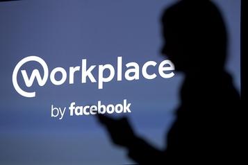 Facebook muscle la vidéo sur Workplace, son réseau professionnel)