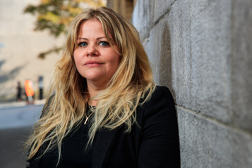 Geneviève Schmidt animera le Gala Québec Cinéma)