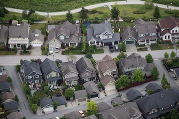 Recul des ventes de maisons à Vancouver en mai)