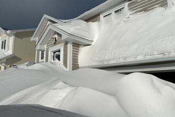 Les bancs de neige aident les voleurs à St. John's