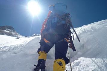 La COVID-19, comme l'Everest)