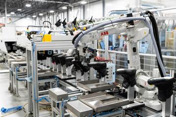 PME Innovation Les robots à la rescousse: une productivité multipliée parcinq