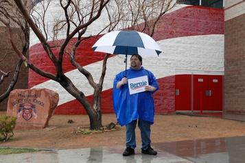 Primaire démocrate au Nevada: un test pour Bernie Sanders