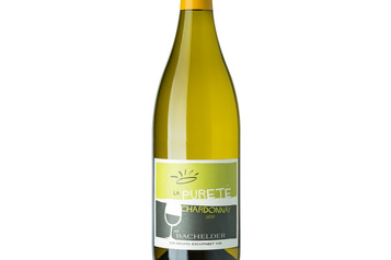 Bachelder La Pureté Chardonnay: grand Niagara, petit prix)