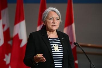 Nouvelle gouverneure générale La pandémie impose une cérémonie plus sobre pour Mary Simon)