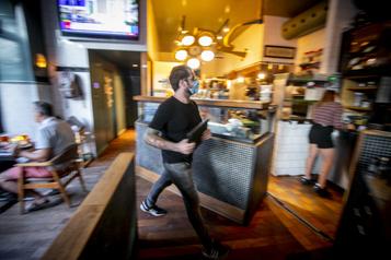 Bars et restaurants en zone rouge «Encore les moutons noirs de la gang»)
