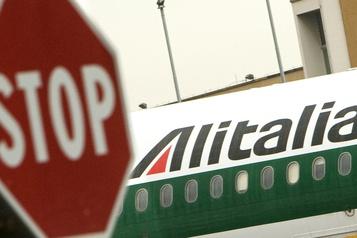 Coronovirus: 40 passagers d'un vol Alitalia refoulés vers l'Italie