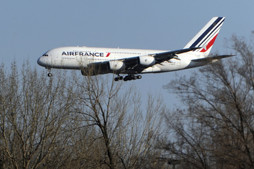 Air France-KLM ne fera plus voler ses A380)