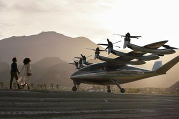 Un pas en avant pour l'avion électrique)