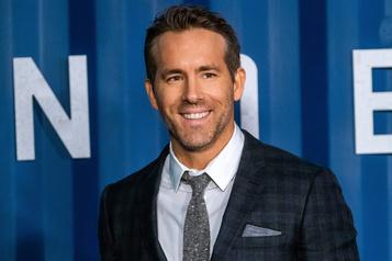 Ryan Reynolds soutient l'appel de Hayley Wickenheiser