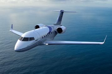 La Défense nationale achète deux avions de Bombardier)