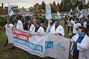 La FIQ convoquée en audience d'urgence devant le Tribunal du travail)