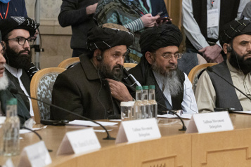 Négociations afghanes Américains et Européens veulent une reprise «immédiate»)