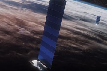 Les satellites nombreux dans une atmosphère qui… rétrécit
