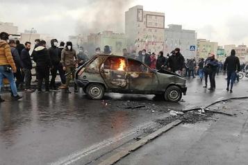 Sanctions contre l'Iran Téhéran suspend sa coopération dans plusieurs domaines avec l'UE)