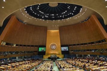 Vaccin obligatoire pour l'assemblée générale de l'ONU, Moscou fâché)