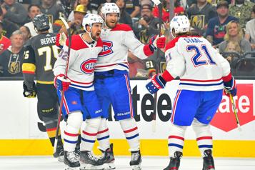 Canadien 3 - Golden Knights 2 Tout donner)