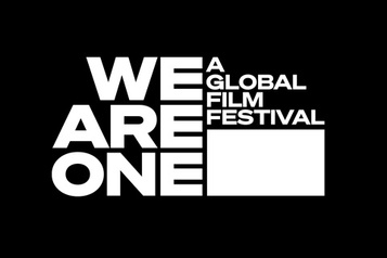 Une centaine d'œuvres au programme de We Are One : A Global Film Festival)