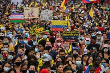 Colombie Le Comité national de grève suspend les manifestations jusqu'au 20juillet)