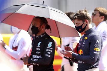 Grand Prix de Hongrie Hamilton-Verstappen, la course d'après)