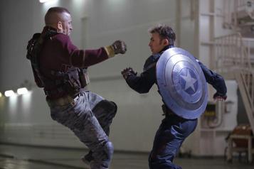Georges St-Pierre de retour dans l'univers de Marvel)