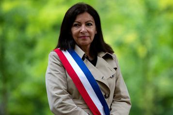 Anne Hidalgo réélue à la mairie de Paris )