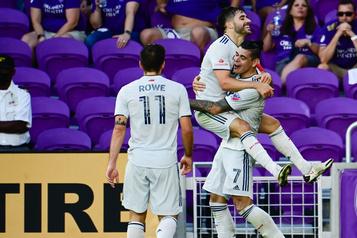 MLS Le Revolution se qualifie pour la finale de l'Est)