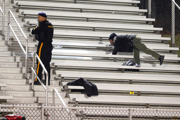 Coups de feu lors d'un match de football au New Jersey