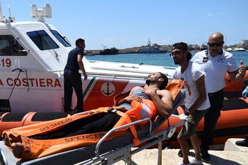 L'Espagne envoie un navire récupérer les migrants de l'Open Arms