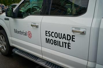 L'Escouade mobilité étend ses tentacules à Montréal