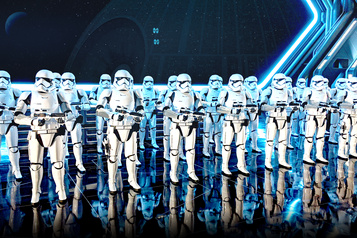 Star Wars : Rise of the Resistance, l'ultime attraction d'un fantastique univers immersif