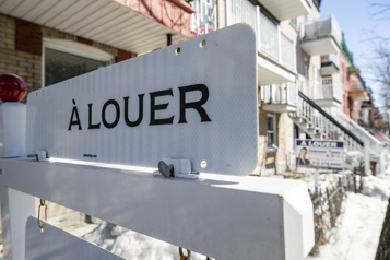 Crise du logement abordable Montréal anticipe un 1erjuillet difficile)