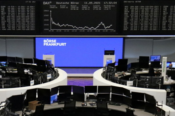 Les Bourses européennes résistent face à l'inflation américaine)