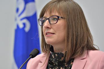 GNL-Québec apporterait énormément à l'économie, selon Québec)